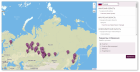 Информационная система ИВТ СО РАН по клещевой угрозе