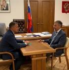 Игорь Кобзев и Валерий Фальков