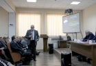 Участники конференции в Кемеровском филиале  ИВТ СО РАН