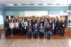 Участники конференции в честь 90-летия академика Юрия Григорьевича Решетняка.