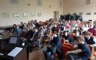Конференция школьников в Новосибирске