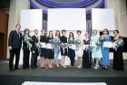 Победительницы конкурса «Для женщин в науке» L'ORÉAL-UNESCO 2017