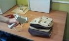 Индивидуальный высокочувствительный контроль багажа на наличие взрывных устройств