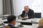Академик Алексей Конторович - региональный координатор базовых школ по Кемеровской области