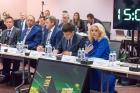 Заседание Совета научно-образовательных центров мирового уровня