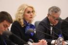Михаил Котюков, Татьяна Голикова, Александр Сергеев