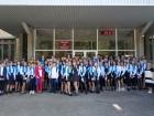 Ученики базовой школы РАН в Красноярске
