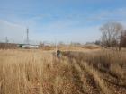 Общий вид на месторасположение села Большое Кривощеково. Фото ИАЭТ СО РАН