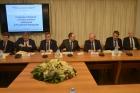 Участники круглого стола «Совершенствование системы научных публикаций в Российской Федерации». Фото: Андрей Семашко