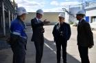 Новосибирские ученые на объектах ООО «Газпром добыча Уренгой»