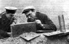 Исследование пробивания танковой брони, 1944 год