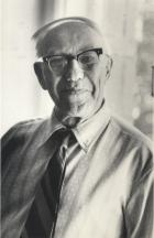 Михаил Алексеевич Лаврентьев, Новосибирск, 1976 г.
