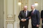 Александр Лукашенко и Андрей Травников