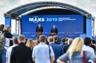 Открытие МАКС-2019