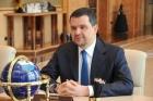 Заместитель Председателя Правительства Российской Федерации Максим Алексеевич Акимов