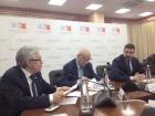 Дмитрий Маркович, Евгений Ваганов и Максим Румянцев в СФУ