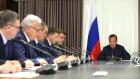 Совещание Дмитрия Медведева в Красноярске