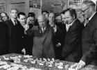 Визит в новосибирский Академгородок первого секретаря ЦК КПСС Н.С. Хрущева
