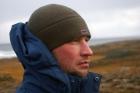 Дмитрий Васильевич Метелкин во время экспедиции в Арктику