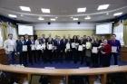 Победители конкурса молодых ученых Иркутска