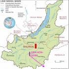 Карта планируемых плотин в бассейне Селенги