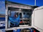 Монтаж электроники первой станции мюонных детекторов. Фото Е. А. Кравченко, ИЯФ СО РАН