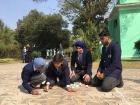Школьники Нью-Дели