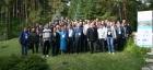 Участники конференции в Новосибирской области