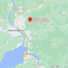 Раздольненский сельский совет на карте Новосибирской области.  google.com/maps/