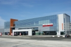 Международный выставочный комплекс «Новосибирск Экспоцентр»