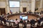 Молодые архитекторы обсуждают Академгородок 2.0 в Правительстве Новосибирской области