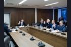 Заседание наблюдательного совета НГУ, 12.12.2018