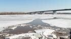Река Обь, Алтайский край. Фото Виталия Барабаша.