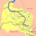 Бассейн реки Обь