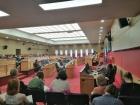 Общественные слушания на площадке Законодательного собрания Иркутской области. Фото: Виталий Савинцев, ИА IrkutskMedia