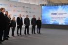 Церемония запуска строительства. Фото Пресс-службы Правительства Омской области