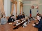 Александр Бурков обсудил с омскими учёными программу приоритетных научных исследований до 2020 года