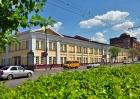Здание Омского научного центра СО РАН