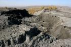 Отходы добычи полезных ископаемых. Фото Валентина Волченкова