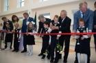 Открытие нового корпуса 130 школы, Новосибирск