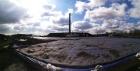 Панорамный вид Беловского цинкового отвала