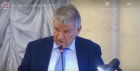 Академик Валентин Пармон на заседании Президиума РАН 21 января 2020 года