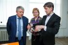Валентин Пармон, Марина Ананич, Александр Карпик
