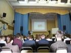 Академик Валентин Пармон выступает с лекцией в  Образовательном центре «Горностай»