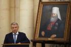 Академик Валентин Пармон на вручении Макариевских премий