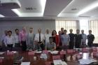 Подписание соглашения в Пекине