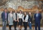 Победители конкурса и члены руководства СО РАН