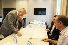 Подписание генплана размещения объектов ЦКП «СКИФ»