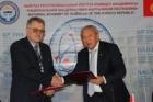 Михаил Воевода и Мурат Джуматаев