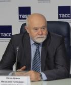 Академик Николай Похиленко. Фото А. Соболевского